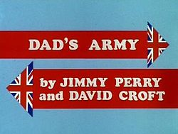 Some jazzy chords to the tune of Dad's Army.