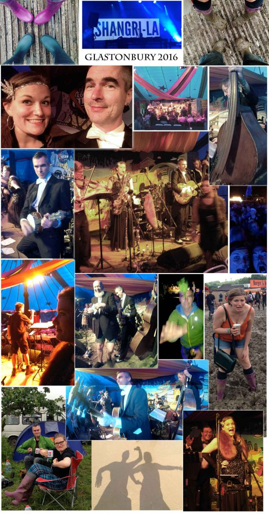 Glasto-Collage